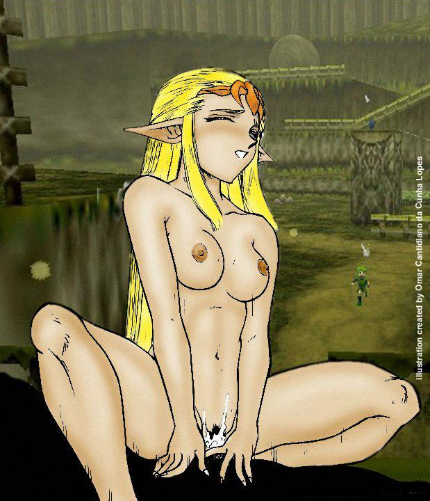 time dead of ocarina hand Classroom of the elite nude