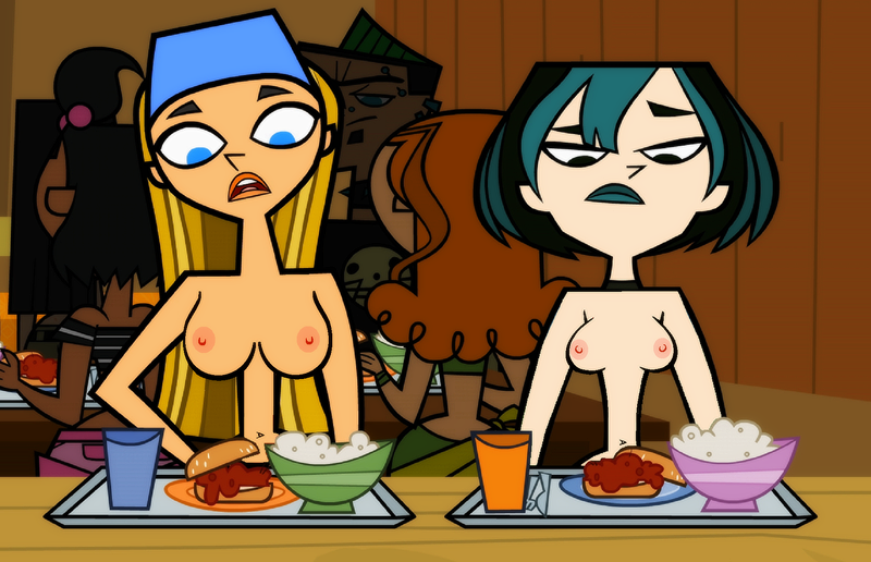 total drama from island gwen An american tail nellie brie
