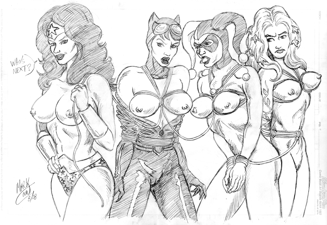 catwoman and xxx harley quinn Umineko seven stakes of purgatory