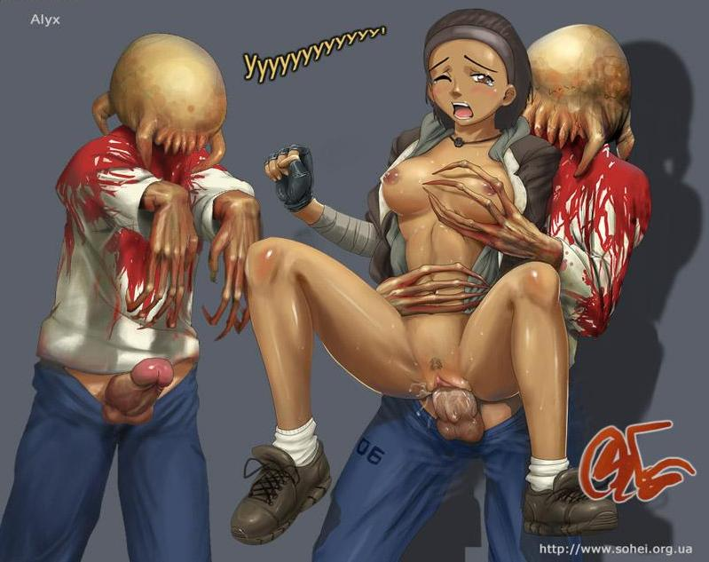 kyoko a zombie this is Chicks with dicks and vaginas
