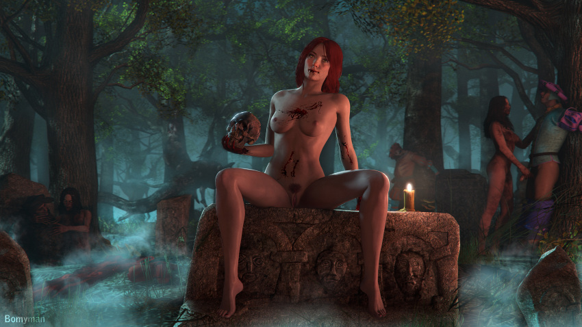 h 3 witcher avallac the Seven deadly sins elizabeth naked