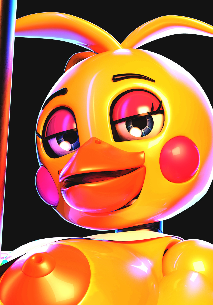 toy fnaf or mangle chica Love death and robots porn