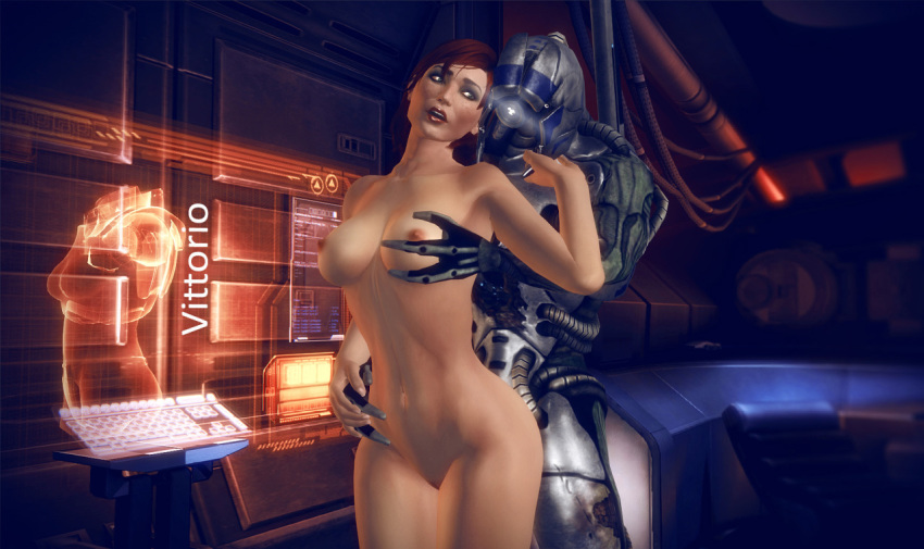 mass porn sara effect ryder Dtiberius queen of the hive
