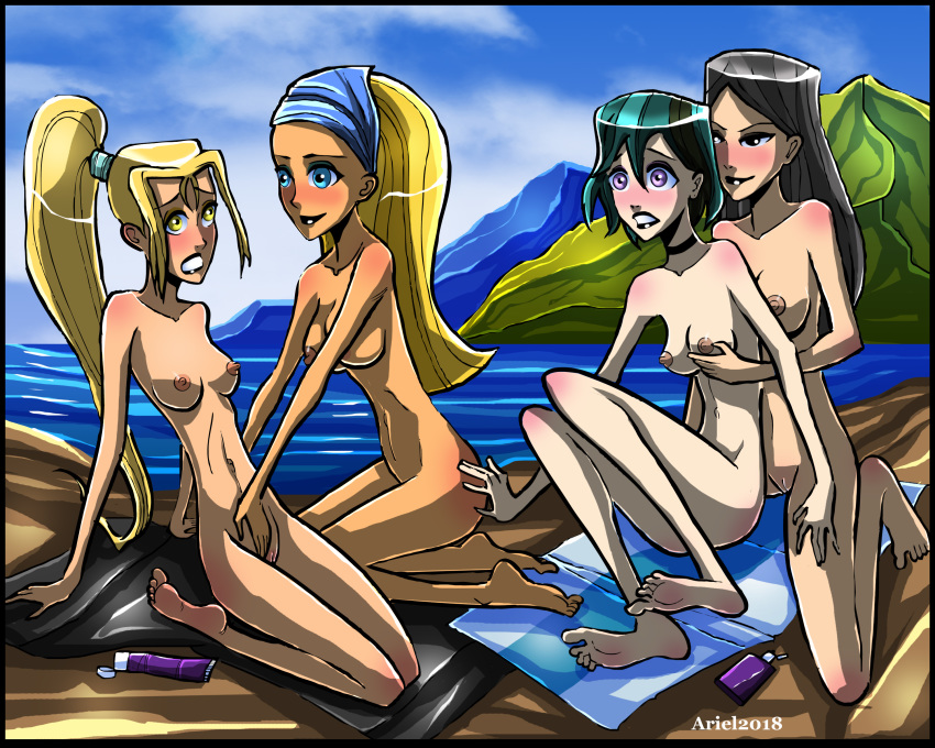 gwen island total from drama Artist: nobody in particular