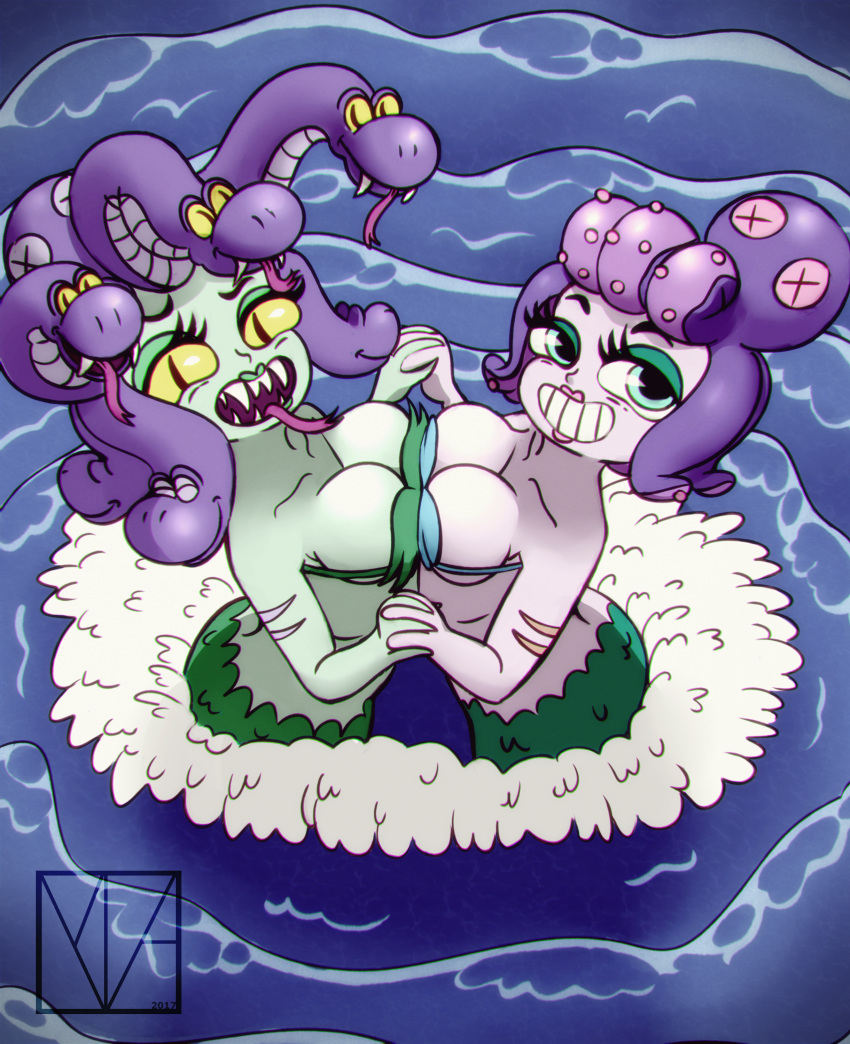 cuphead cala maria Shadow the hedgehog sonic and the black knight